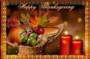 Happy Thanksgiving 2