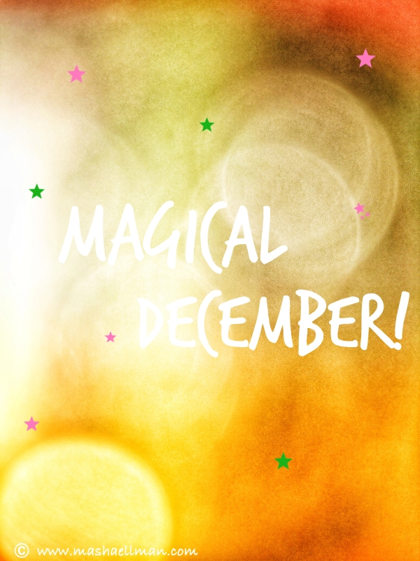 magical December 2